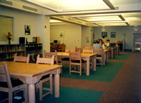Archives Main Research Room