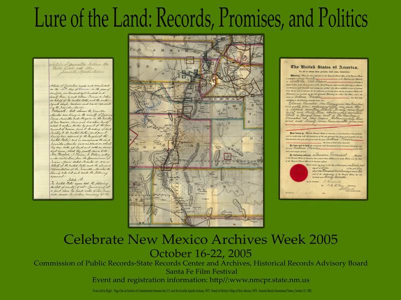 Lure of the Land: Records, Promises, and Politics